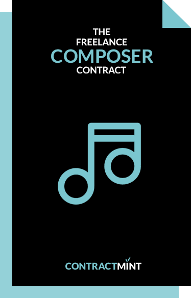 Music Artist and Composer Contract