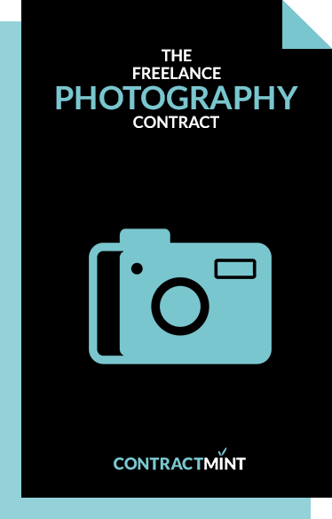 commercial photography contract