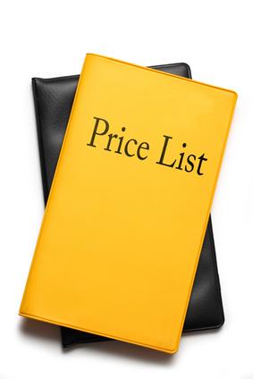 graphic design priceguide